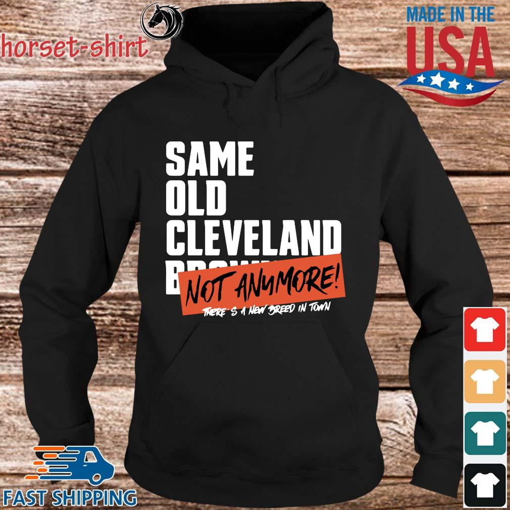 Same old Cleveland not anymore there's a new breed in town s hoodie den