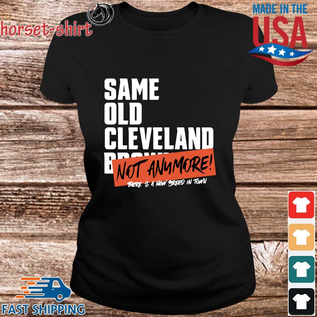 Same old Cleveland not anymore there's a new breed in town s ladies den