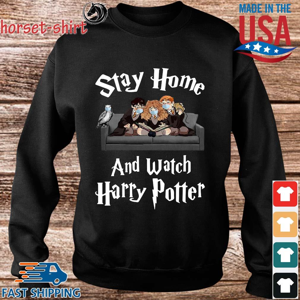 Stay home and watch Harry Potter s Sweater den