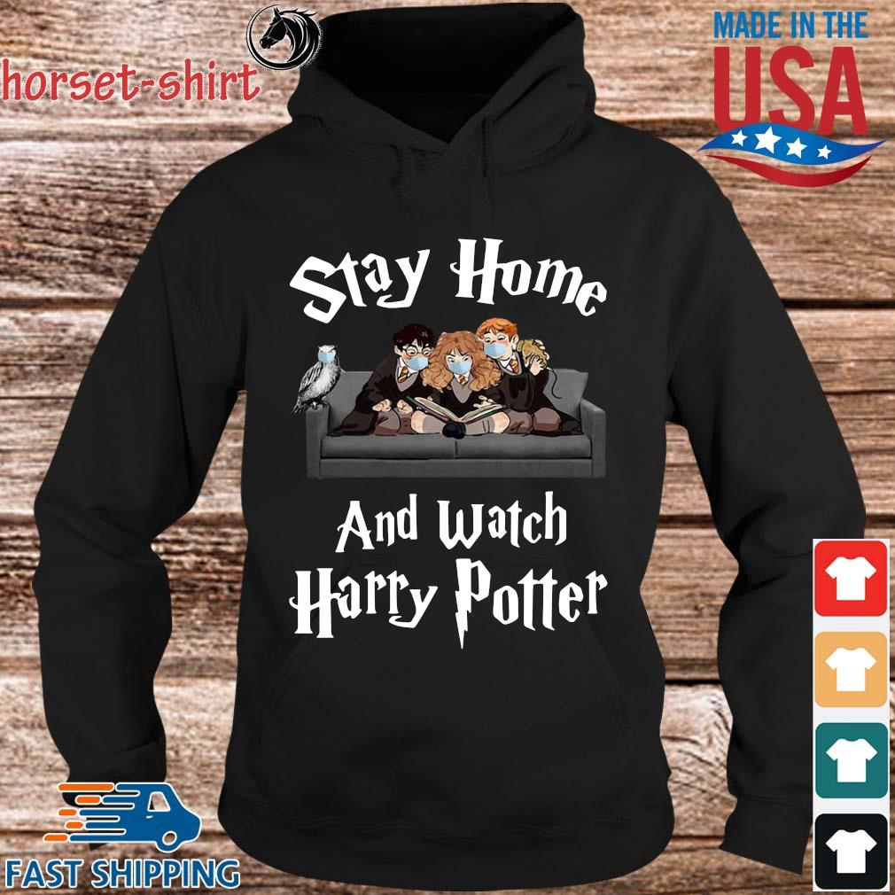 Stay home and watch Harry Potter s hoodie den