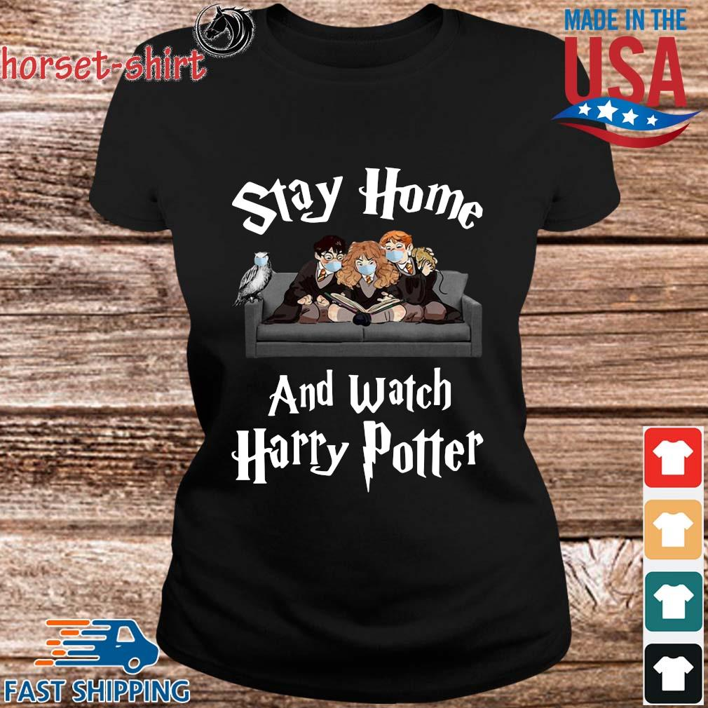 Stay home and watch Harry Potter s ladies den