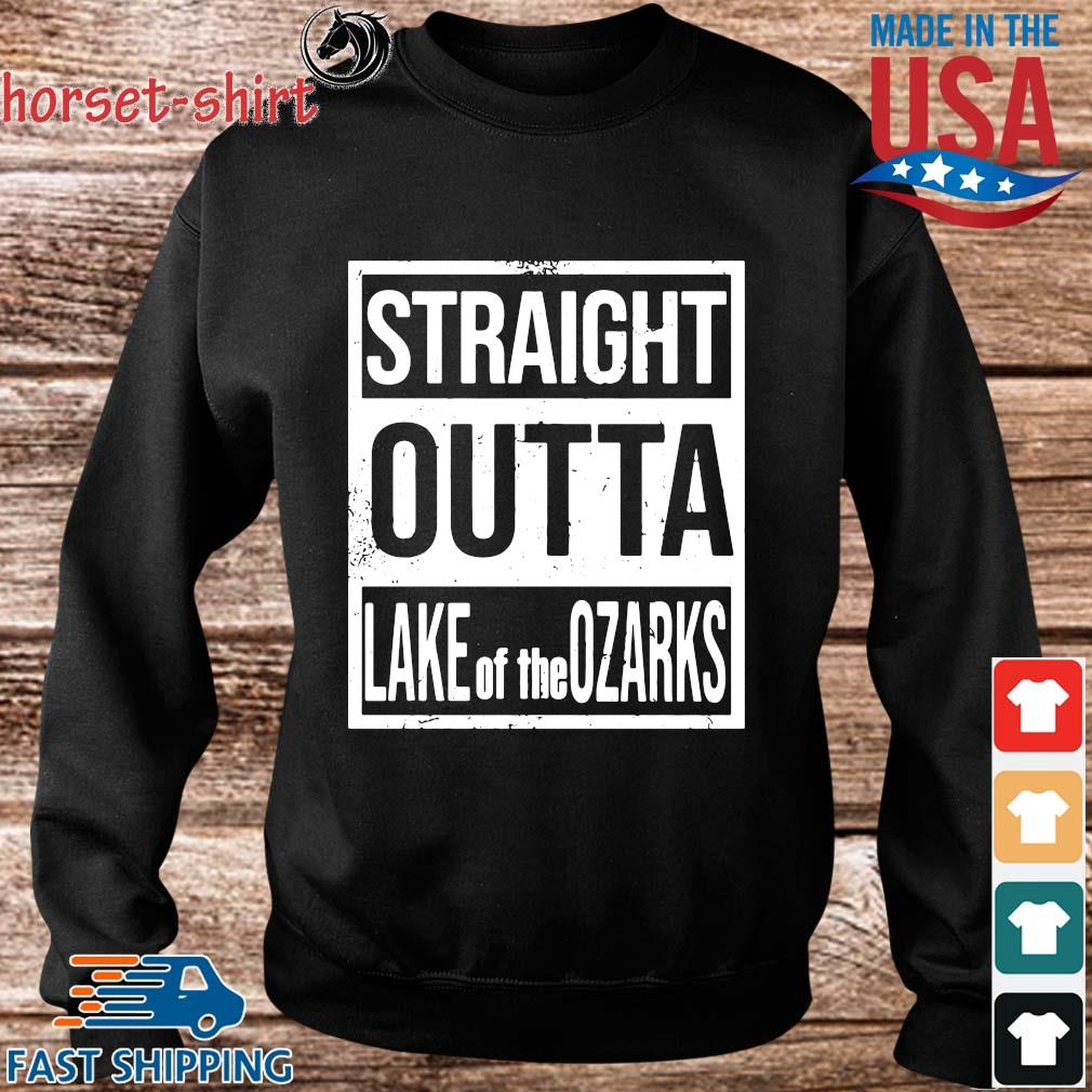Straight outta lake of the ozarks s Sweater den