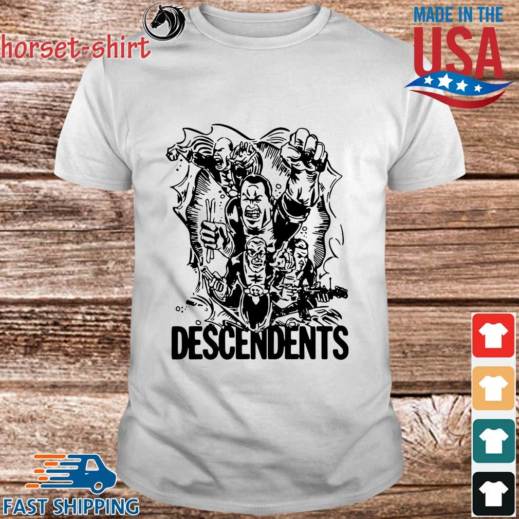 The descendents shirt