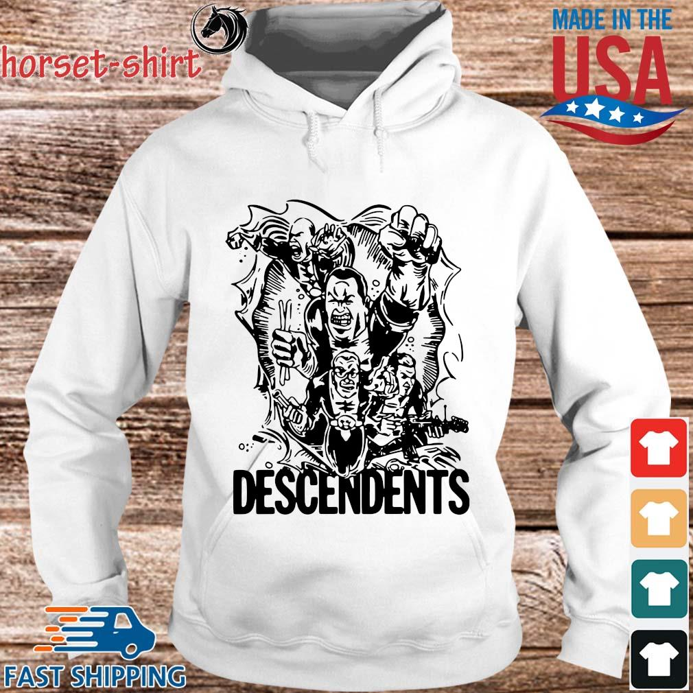 The descendents s hoodie trang