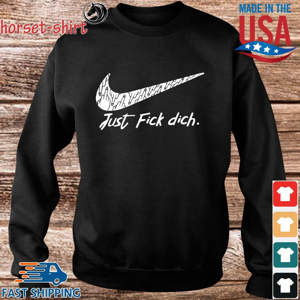 Nike just fick dich s Sweater den